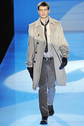 Salvatore_Ferragamo Menswear Fall Winter 2008_09 Milan january 2008