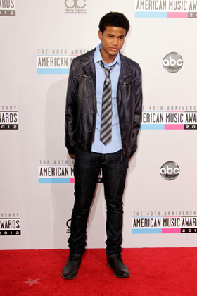 40th Anniversary American Music Awards - Arrivals