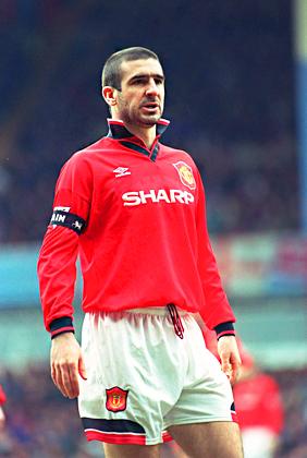 ERIC CANTONA Manchester United FC and France International Universal...