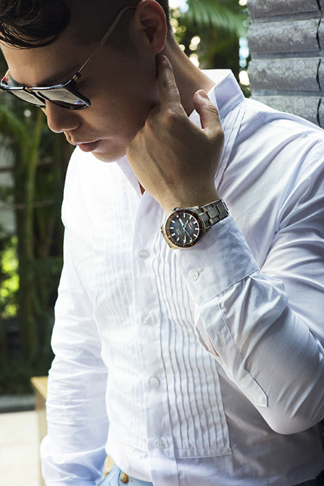 mido-watch-ocean-star-captain-men-fashion-white-shirt