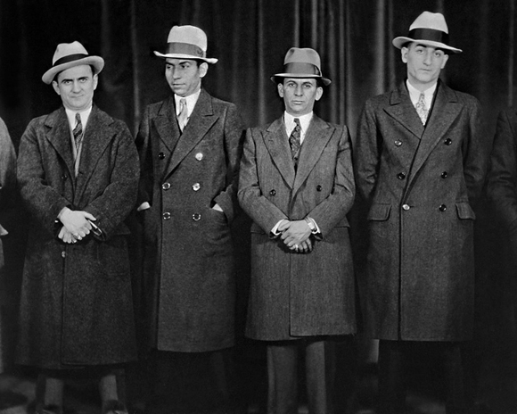 Charles Lucky Luciano and Meyer Lansky (1)