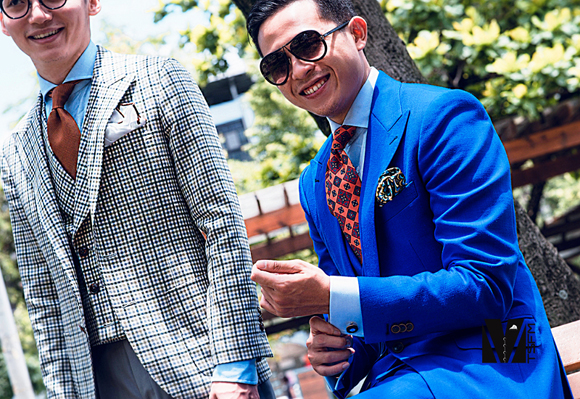拿坡里西裝 Neapolitan Suits Spacca Neapolis 千代洋服 (2)2