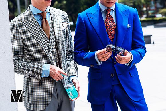 拿坡里西裝 Neapolitan Suits Spacca Neapolis 千代洋服2