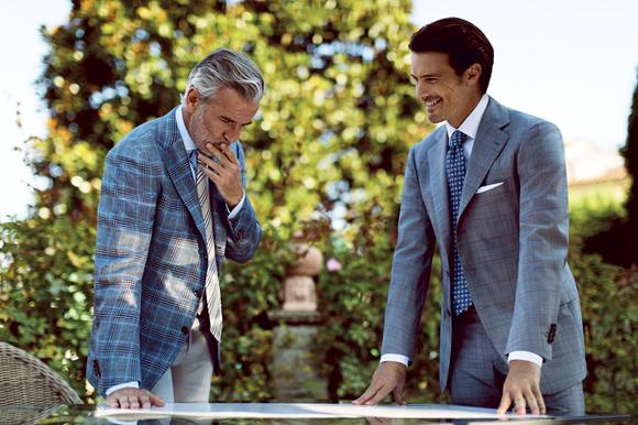 Cesare Attolini 義大利 拿坡里 西裝 Napoli suit