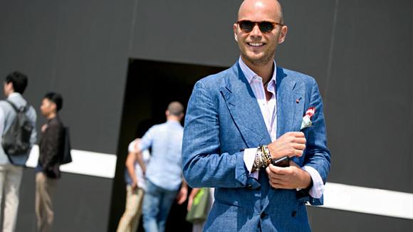 Luca Rubinacci 義大利 拿坡里 西裝 Napoli suit (4)