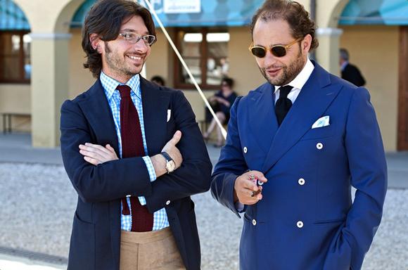 Sciamat Nicola Ricci 義大利 拿坡里 西裝 Napoli suit (4)