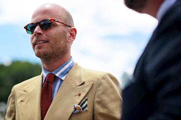 Spalla Camicia 襯衫肩 Luca Rubinacci (11)