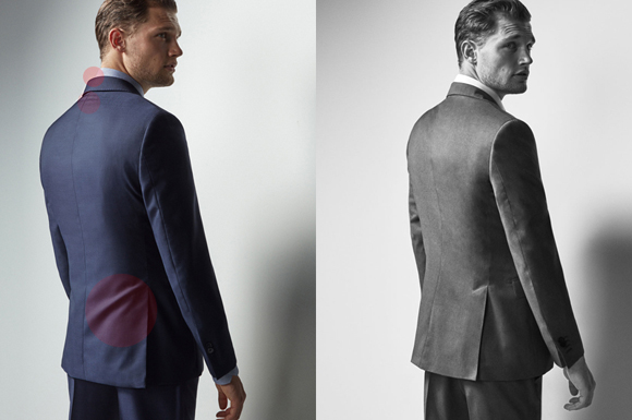 商務西裝 massimo dutti business suit (2)2