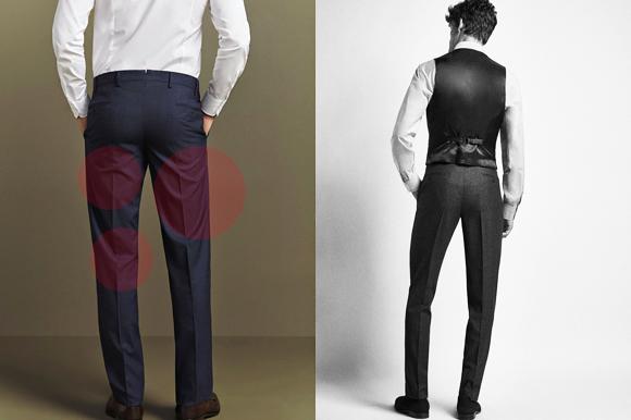 商務西裝 massimo dutti business suit (4)