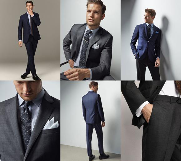 商務西裝 massimo dutti business suit2