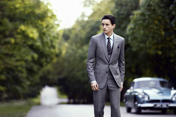Gieves & Hawkes business suit 商務西裝