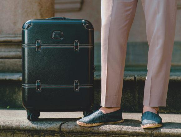 義大利經典 BRIC′S 行李箱,演繹 17 SS 歐風時尚