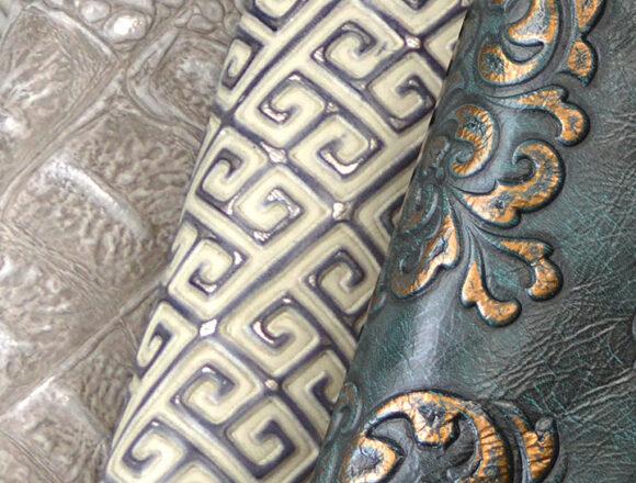 有紋路的皮革最自然?淺談皮面加工